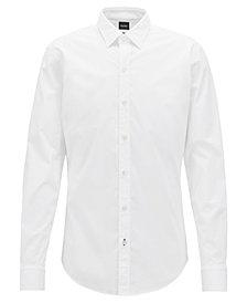 BOSS Men's Slim-Fit Stretch Shirt