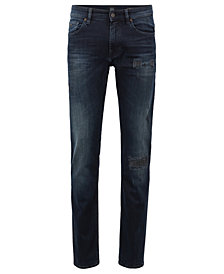 BOSS Men's Slim-Fit Denim Jeans