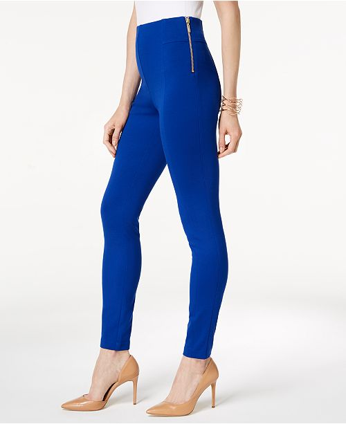 8b46ef3e341f0 INC International Concepts I.N.C. High-Waist Skinny Pants