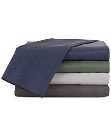 IZOD Chambray Sheet Sets