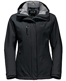 Jack Wolfskin Women's Troposphere Hooded Full-Zip Jacket from Eastern Mountain Sports