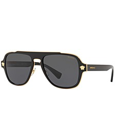 Polarized Sunglasses, VE2199 56
