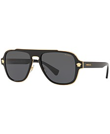 Versace Polarized Sunglasses, VE2199 56