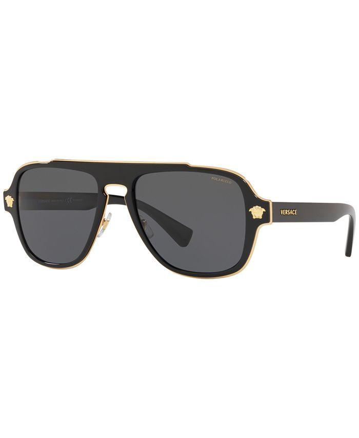 Versace - Polarized Sunglasses, VE2199 56