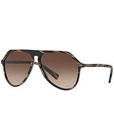 Dolce & Gabbana Sunglasses, DG4341 59