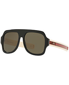Gucci Sunglasses, GG0255S 59