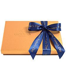 Godiva 36-Pc. Father's Day Gold Gift Box