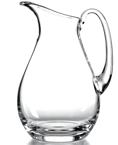 The Cellar Premium Glassware, Belly Pitcher, Created for Macy's