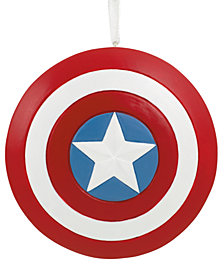 Hallmark Captain America's Shield Ornament