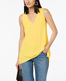 I.N.C. Handkerchief-Hem Top, Created for Macy's