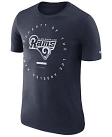 Nike Men's Los Angeles Rams Property Of T-Shirt