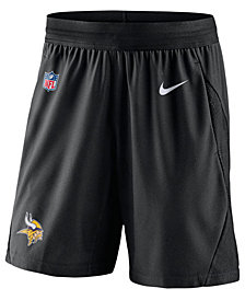 Nike Men's Minnesota Vikings Fly Knit Shorts