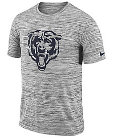 Nike Men's Chicago Bears Legend Velocity Travel T-Shirt