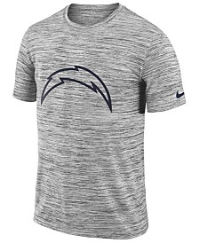 Nike Men's Los Angeles Chargers Legend Velocity Travel T-Shirt