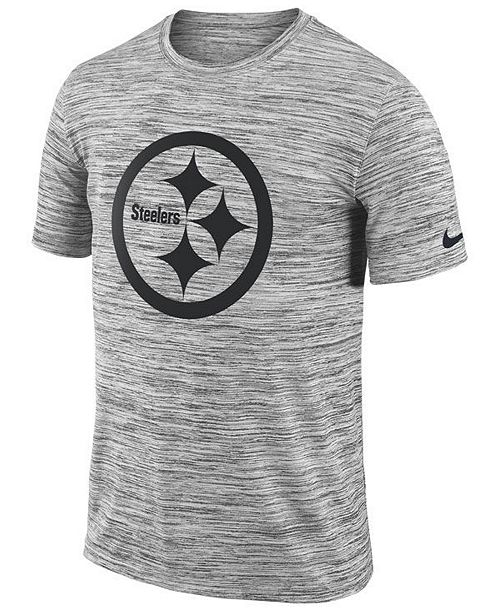 e6c12614d51 ... Nike Men s Pittsburgh Steelers Legend Velocity Travel T-Shirt ...