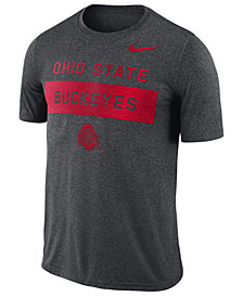 Nike Men's Ohio State Buckeyes Legends Lift T-Shirt