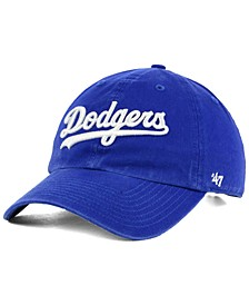 Los Angeles Dodgers Core CLEAN UP Strapback Cap