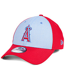 New Era Los Angeles Angels Father's Day 39THIRTY Strapback Cap 2018
