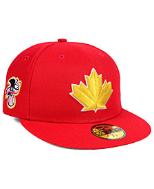 New Era Toronto Blue Jays Stars and Stripes 59FIFTY Fitted Cap