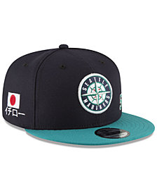 New Era Seattle Mariners ICHIRO Pack 9FIFTY Snapback Cap