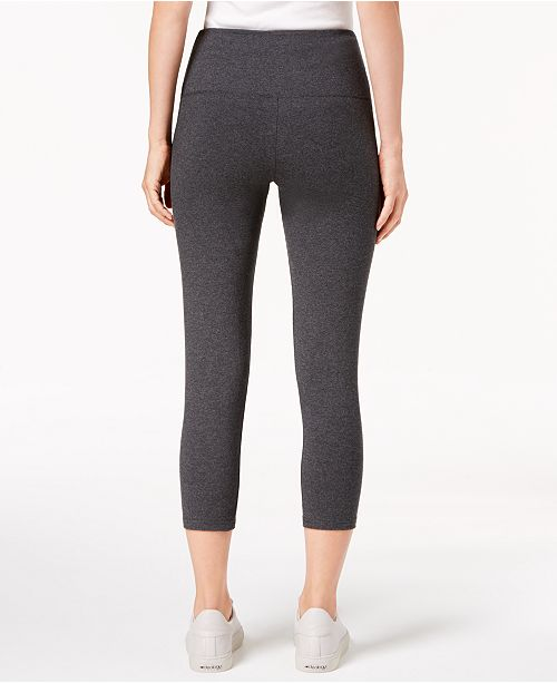 bed18b825c Style & Co Cropped Tummy-Control Leggings, Created for Macy's ...