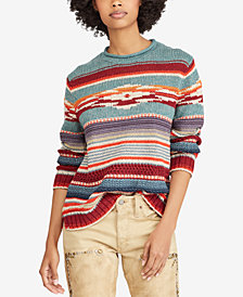 Polo Ralph Lauren Roll-Neck Sweater