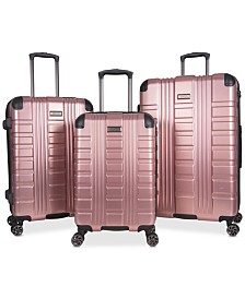 Kenneth Cole Reaction 42nd Street 3-Pc. Hardside Luggage Set