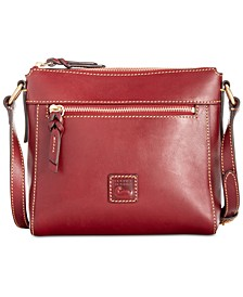 Florentine Allison Small Leather Crossbody