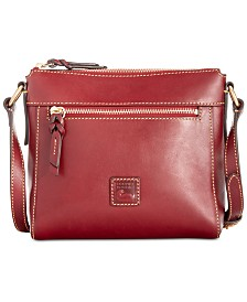 Dooney & Bourke Florentine Allison Small Leather Crossbody
