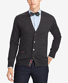 Polo Ralph Lauren Men's Merino Wool Cardigan