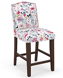 Martha Stewart Collection™ Bedford Collection Cora Counter Stool, Quick Ship, Created For Macy's