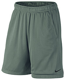 "Nike Men's 9"" Dri-Fit Mesh Training Shorts"