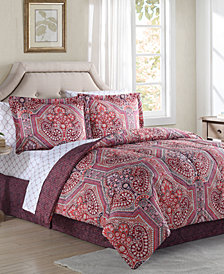 Alden 8-Pc. Queen Comforter Set