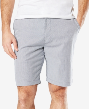 """Dockers Men's Classic Fit 9.5"""" Perfect Stretch Shorts"""