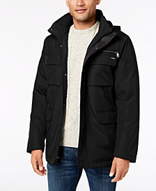 Calvin Klein Men's 4-Pocket Hooded Jacket