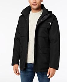Calvin Klein Men's 4-Pocket Hooded Jacket