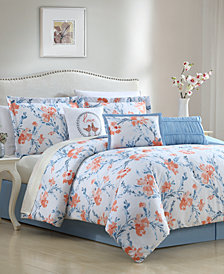 Carmela 7-Pc. Queen Comforter Set