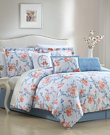 Carmela 7-Pc. Full Comforter Set