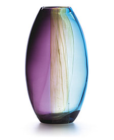"Lenox Nightfall 12"" Crystal Vase"