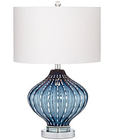 Kathy Ireland Jewel of the Sea Table Lamp