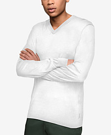 A|X Armani Exchange Men's V-Neck Sweatshirt