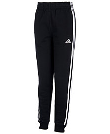 adidas Big Boys Iconic Tricot Jogger Pants