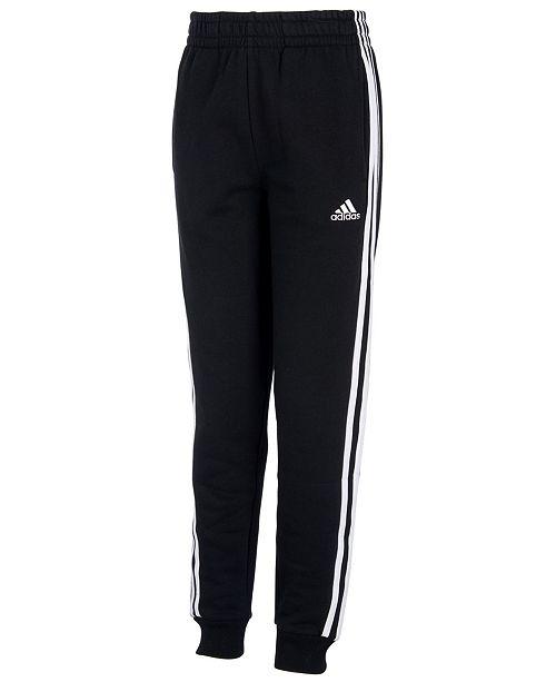 adidas Big Boys Iconic Tricot Jogger Pants