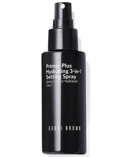 Bobbi Brown Primer Plus Hydrating 3-In-1 Setting Spray
