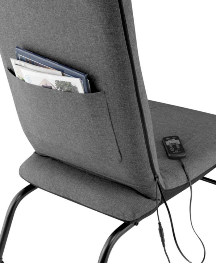 Homedics Shiatsu Recline Massaging Chaise Lounger & Reviews - Wellness  - Bed & Bath - Macy's