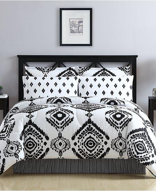 Ellison First Asia Navato 6-Pc. Twin Comforter Set