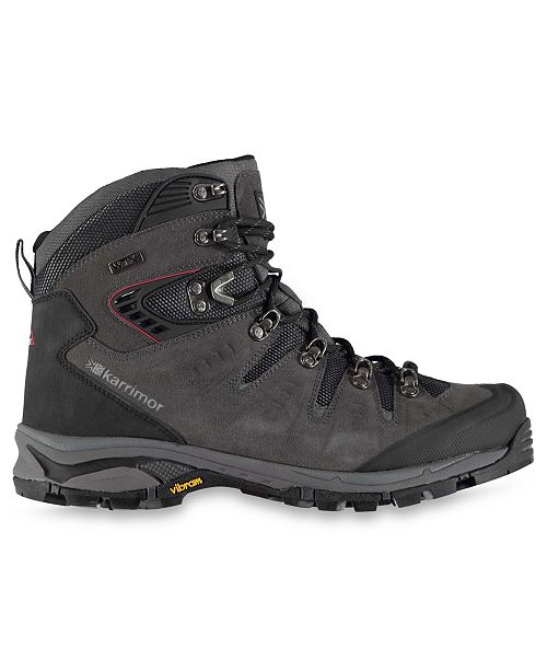 Karrimor Men's Cheetah Waterproof Mid Hiking Boots from Eastern Mountain Sports PGoUhsuM