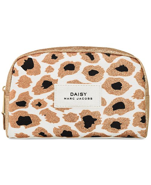 Marc Jacobs Receive a complimentary pouch with any large spray purchase from the Marc Jacobs Daisy Fragrance Collection