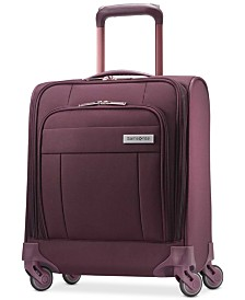 CLOSEOUT! Samsonite Agilis Under-Seat Carry-On Suitcase with USB Charging Port, Created for Macy's