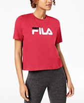 234590f1f7e8c3 Fila Workout Clothes  Women s Activewear   Athletic Wear - Macy s
